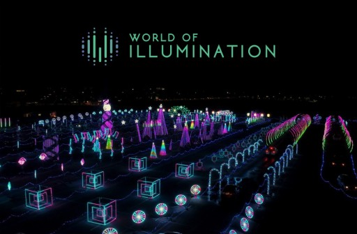 World of Illumination, the World's Largest Drive-Through Animated Light Show, is Open Rain or Shine on Christmas Eve and Christmas Day