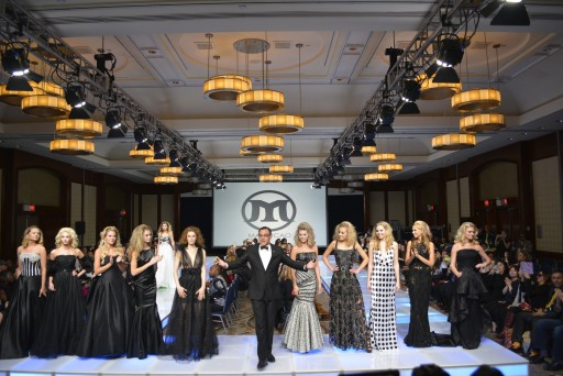 Luis Machicao Presents Couture Elegance At Couture Fashion Week 2017 25th Season