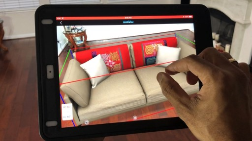 AUGMENTes Brings Augmented Reality (AR) to Furnishing Industry