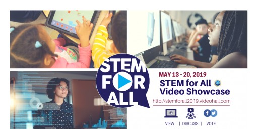 TERC Hosts 5th Annual STEM for All Video Showcase, Funded by NSF, to Broaden Participation and Access to STEM Education