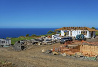 New Custom Home with Golf Course and Ocean Views