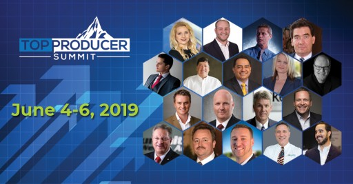 Top Producer Summit - First Virtual National Conference for Insurance and Financial Services Professionals