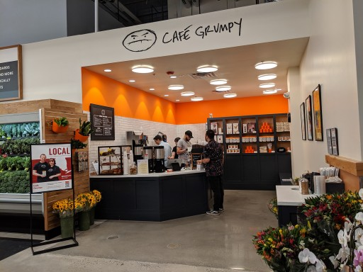 Café Grumpy Earns Northeast Supplier of the Year Award at Whole Foods Market Supplier Awards