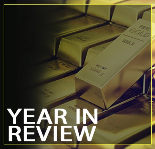 2017 Precious Metals Year in Review