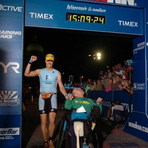 Watch the Pease Brothers' Historic Finish at the 'IRONMAN World Championship' on NBC Sports, November 24