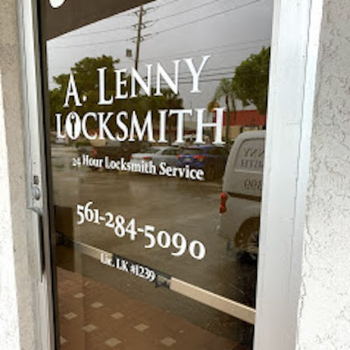 A Lenny Locksmith of West Palm Beach Announces 24 Hour Locksmithing, New Cleaning Procedures