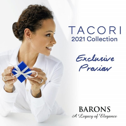 Sneak Peek of Tacori Bridal 2021: Exclusive Styles Arrived Early at BARONS Jewelers