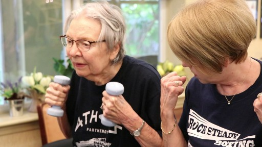 Chelsea Senior Living Opens Door to Parkinson's Sufferers for Rock Steady Boxing Program