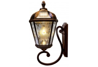 Royal Bulb Solar Wall Light