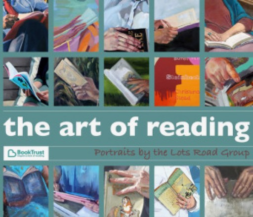 Alla Broeksmit's Artwork Featured in LOTS ROAD GROUP: THE ART of READING