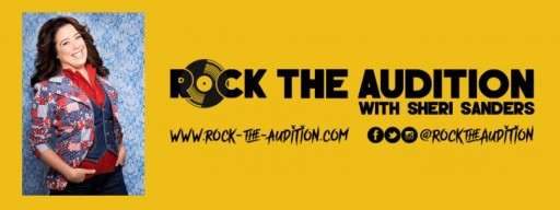 BroadwayCon Welcomes Sheri Sanders as Guest Artist to Launch Rock the Audition