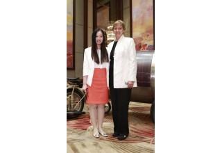IWEC Executive Director Nancy Ploeger