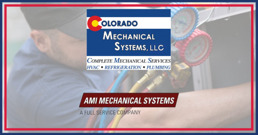 Colorado Mechanical Systems Acquires Thornton's AMI Mechanical Systems