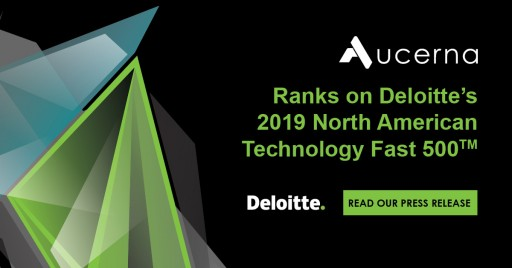 Aucerna Ranked on Deloitte's 2019 Technology Fast 500™ and Enterprise Fast 15­™