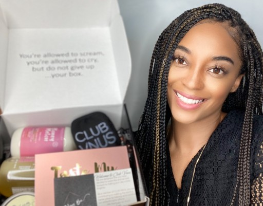 Black-Owned 'Vnus Box' Offers Beauty Box Delivery Service With a Twist