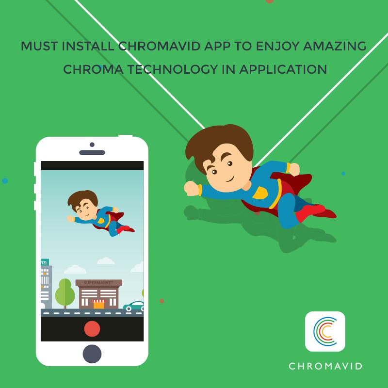 Chromavid PRO App - Record Chroma Videos on iOS Devices