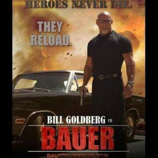 Bill Goldberg to Co-Executive Produce BAUER