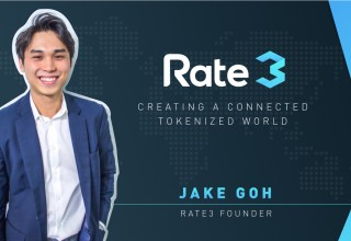 Rate3 Jake Goh CEO