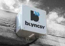 Blyncsy sensor at Sundance