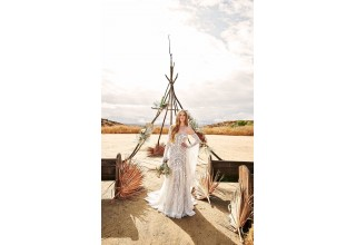 Boho Wedding Dresses from All Who Wander