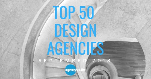Agency Spotter Releases First-Ever Top 50 Design Agencies Report
