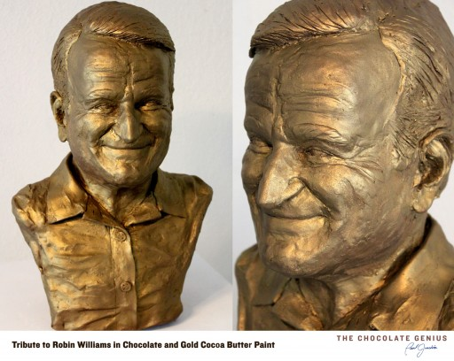 Robin Williams' Sweet Life to Be Celebrated by 24 Sugar Artists From Around the World