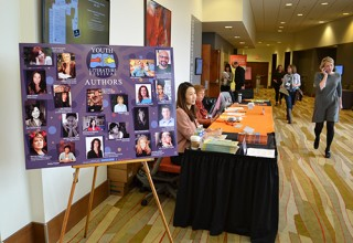 Youth Literature Festival, University of Illinois at Urbana Champaign