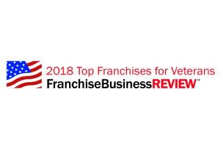 2018 Top Franchise for Veterans