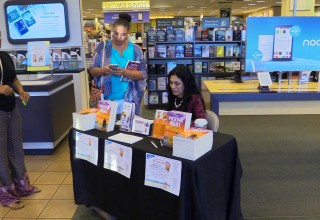 Daphna Levy at Barnes & Noble Book Signing Event