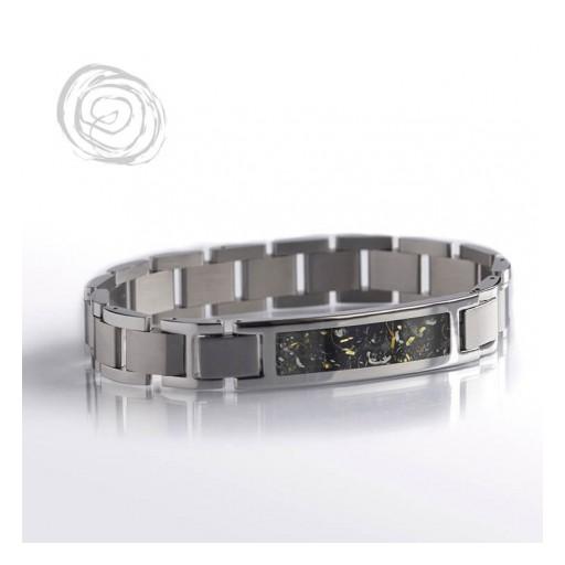 Yellow Gold Stardust Interchangeable Bracelet