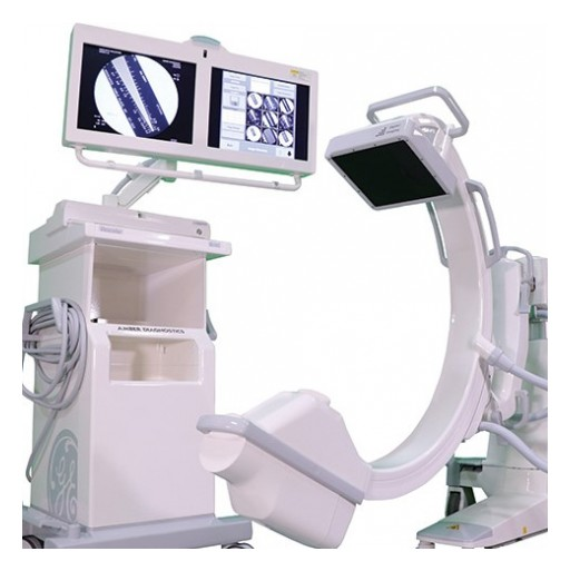 Upgrading Analog C-Arms With Digital Flat Plate Detectors Keeps Radiology Department's Expenses Down
