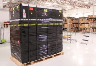 Refurbished and Surplus UPS Equipment Inventory
