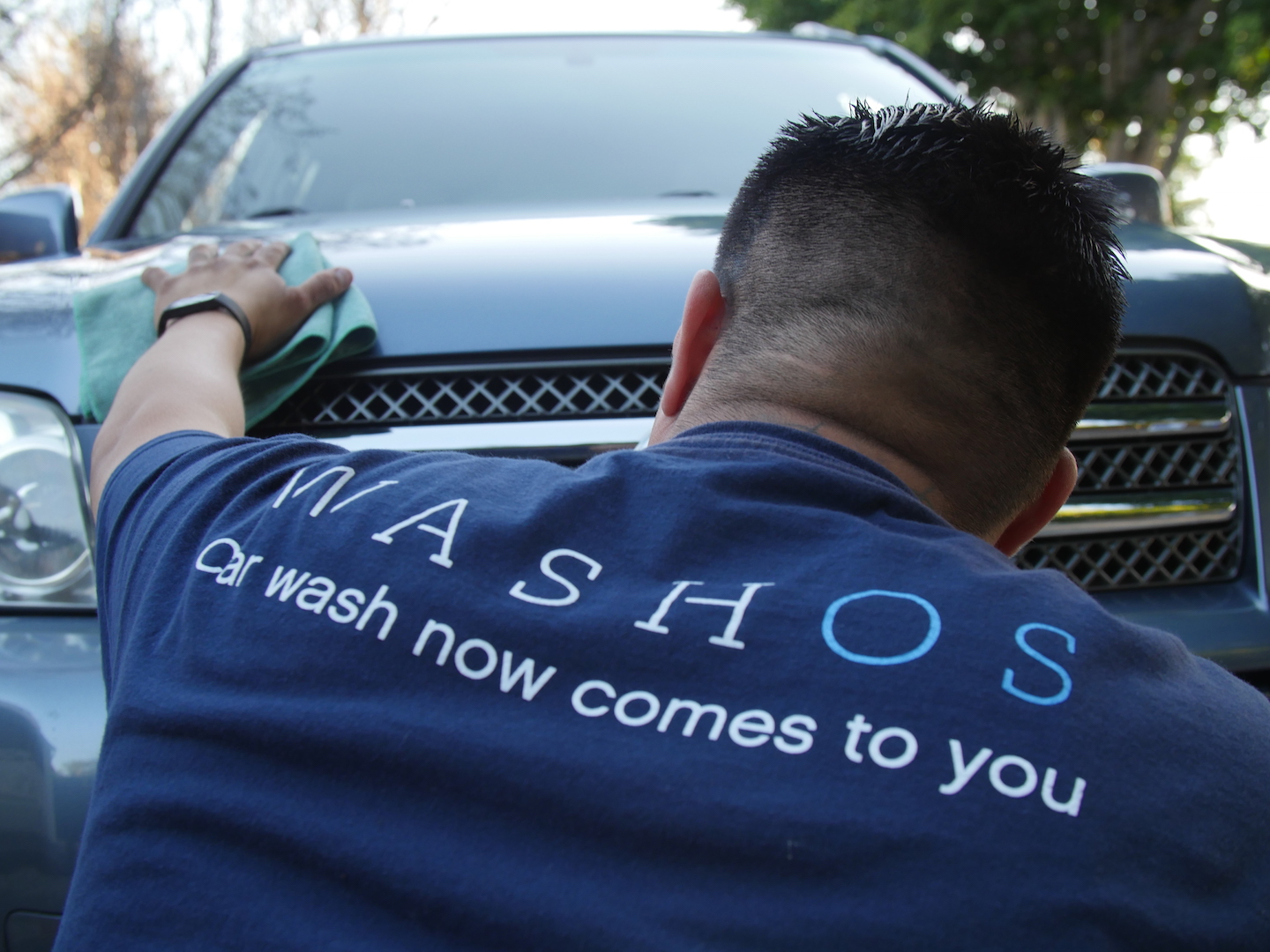 Washos The Mobile Car Wash And Detailing App Announces New