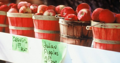 Julian Apple Days Festival Celebrates the Apple Harvest