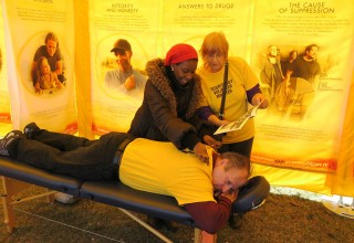 Learning to give Scientology assists