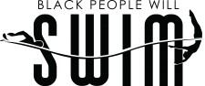 Black People Will Swim logo