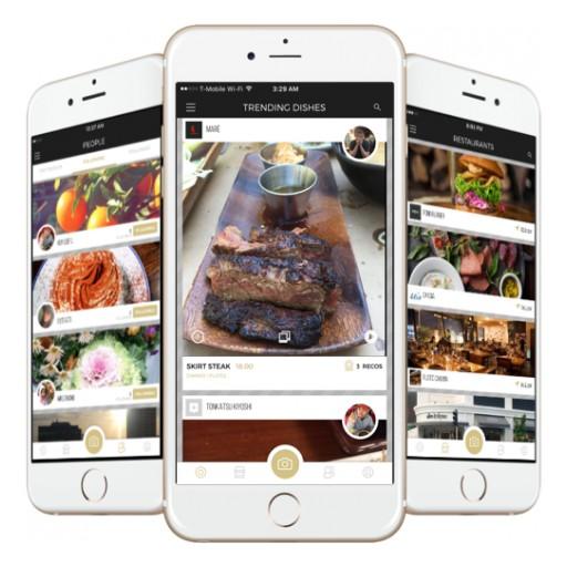 Betera, All-New iOS App, Reimagines What a Restaurant Menu Can Do