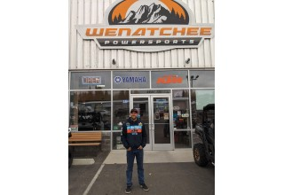 Brandon Montgomery, New Owner, Wenatchee Powersports