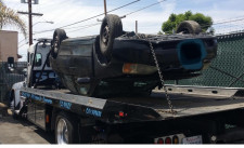 Vehicle Loaded Improperly & Illegally