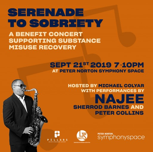 Najee and Friends: Serenade to Sobriety Benefit Concert