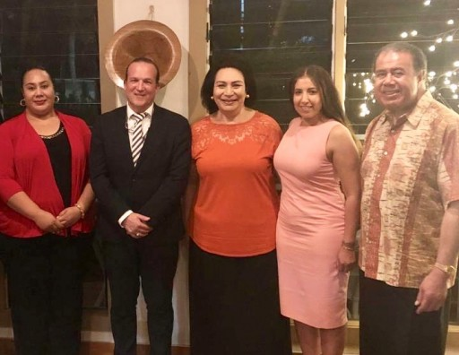 Emirati Company Plans to Develop Projects of Tourism and Infrastructures With an Investment Volume of USD 300 Million in Tonga