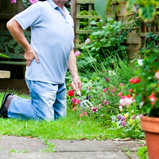 Massage Therapy Can Be a Helping Hand in the Garden