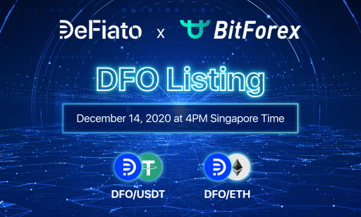 Next-Generation DeFiato Platform Turning Heads Ahead of Its Inaugural DFO Coin Listing