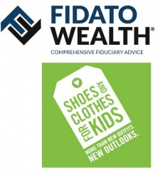 "Fidato Wealth Announces Christmas in July Supply Drive with Local Cleveland Charity ""Shoes and Clothes for Kids"""