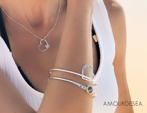 AMOURDESEA Jewelry Introduces the New LOVE AW20 Collection