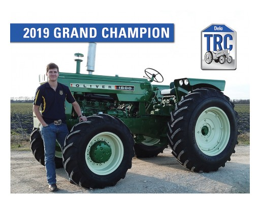 Chevron Announces 2020 Delo Tractor Restoration Competition Finalists