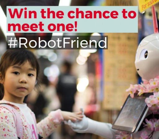 How About a Robot for a Friend? Meet One With the loveorfriends App