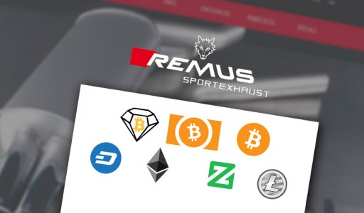 RemusExhaustStore.com to Accept Cryptocurrency Payments Including Bitcoin Diamond (BCD)