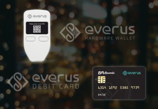 Everus Debit Card & Hardware Wallet