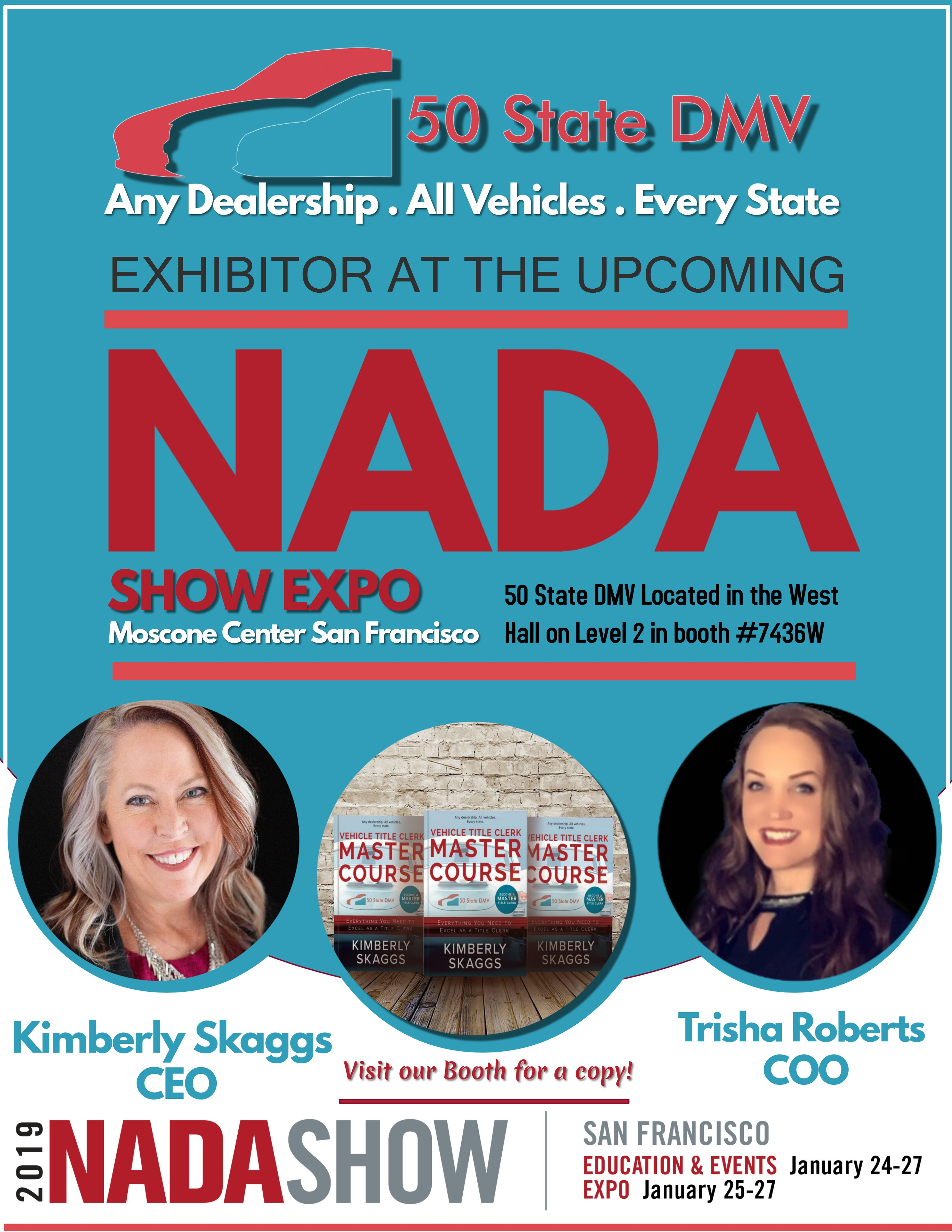 Las Cruces Car Dealerships >> 50 State DMV to Exhibit at 2019 NADA Expo | Newswire